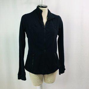 Lululemon Black Define Jacket Full Zip Size 10